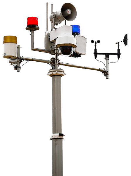 Perimeter Intrusion Monitoring System product illustration