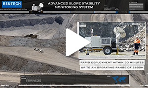 Slope Stability Monitoring with MSR Video