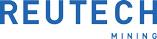 Reutech Mining blue logo