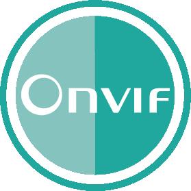 ONVIF Profile S and Profile G Conformant Icon