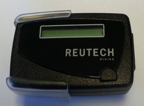 Personal Alarming Devices Receiver