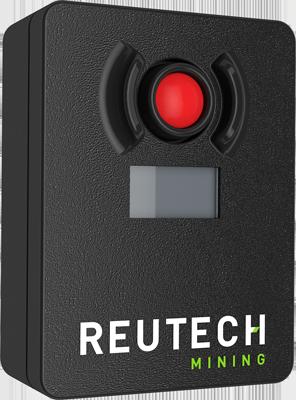 Reutech Digital Compass (RDC) 3D render illustration