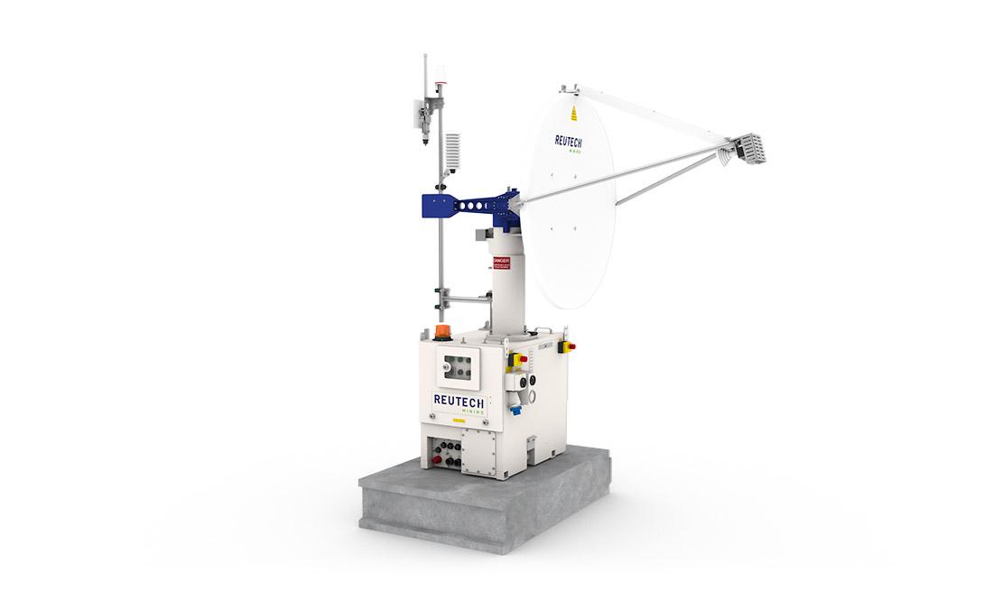 MSR Modular Range Radar Module
